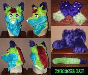 Fantasee Fox Partial