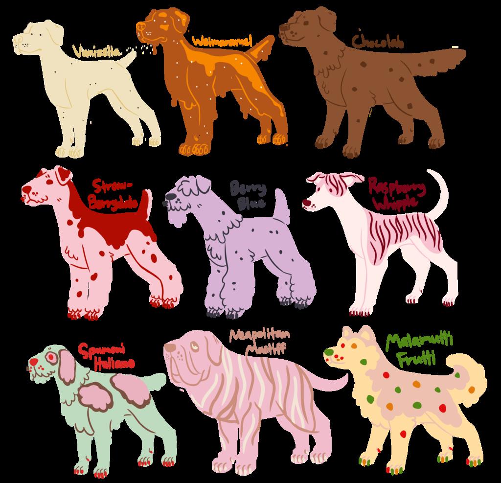 dessert hounds 1