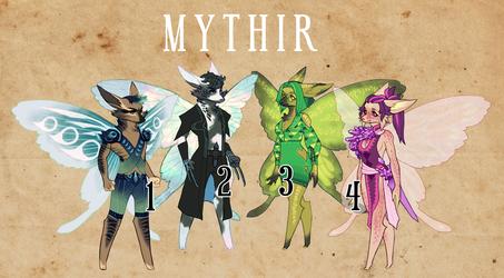 Gemstone Mythir Adoptables (OPEN)
