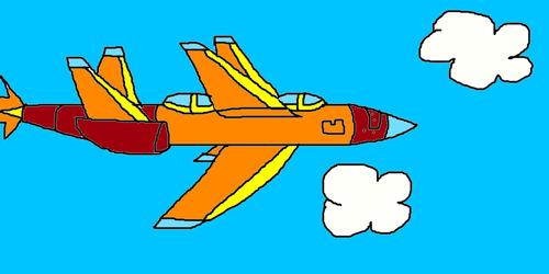 Unused plane from Sonic X