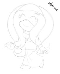 Shizune Sonic Form