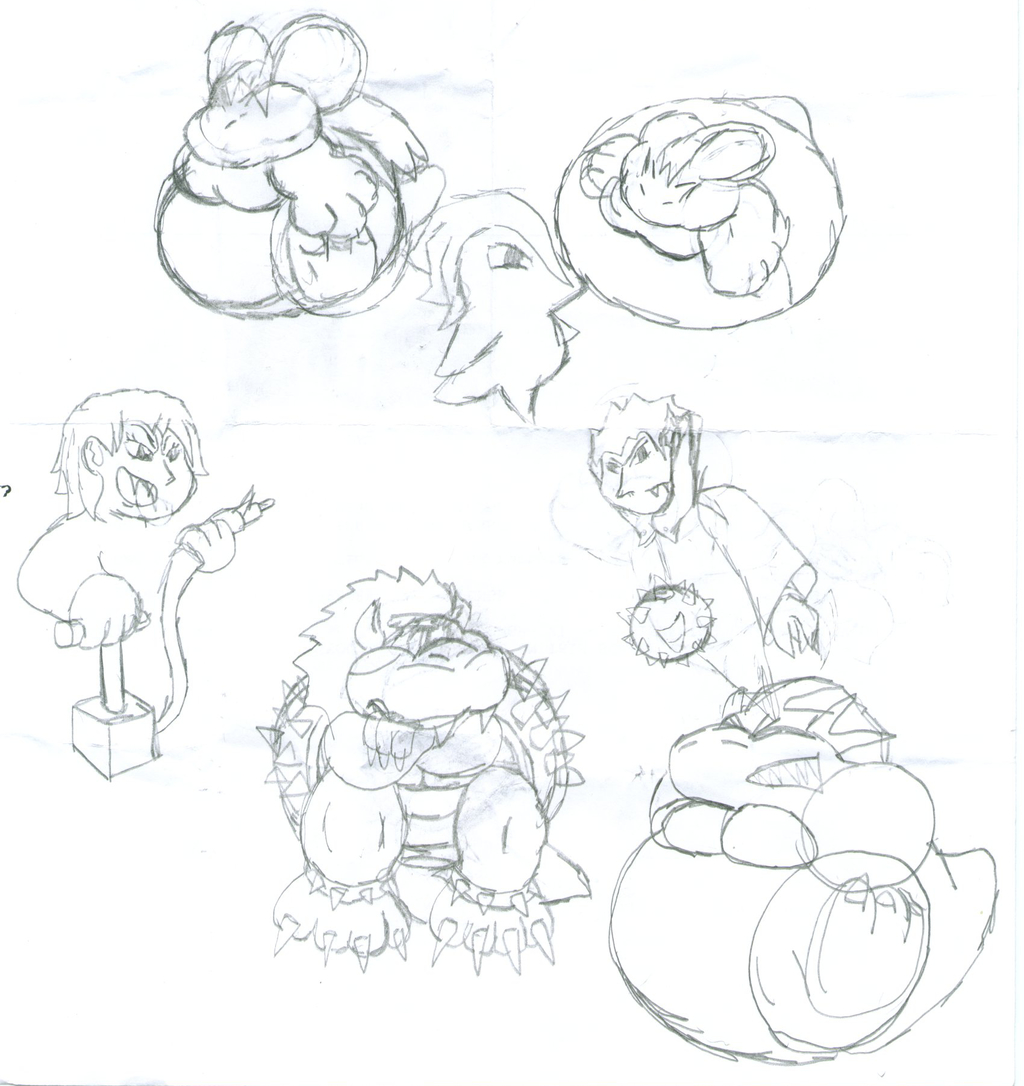 2003: Bloaty Floats and Bowser