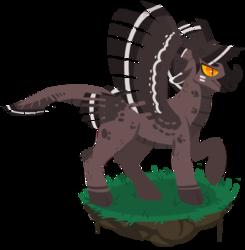 MLP Style Thuq (Dragon)