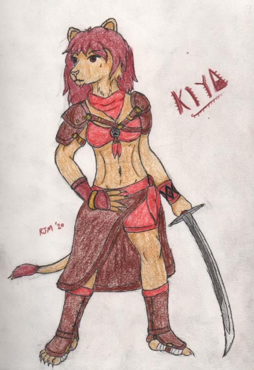 Kiya, 2020