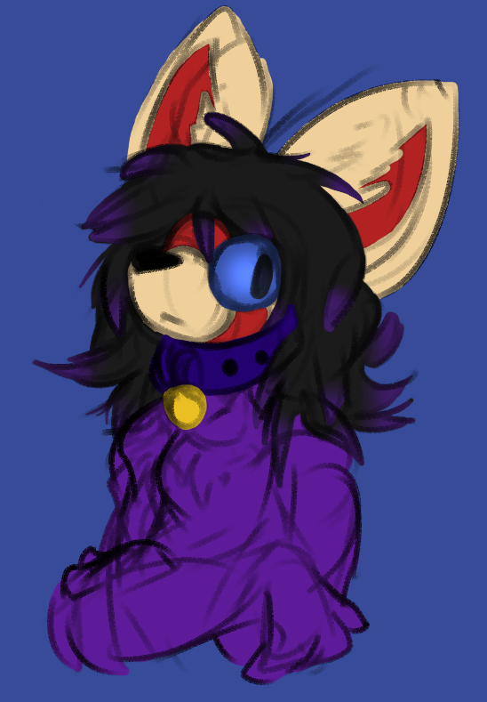 Pandsome [Art by Nystre]
