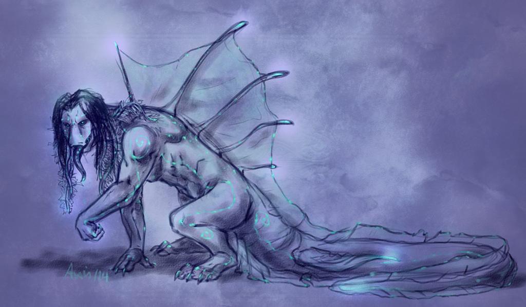 Llýr - the Abyss