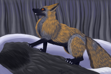 Somewhat realistic: Fox Crossing