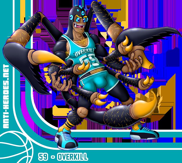 59 - Overkill