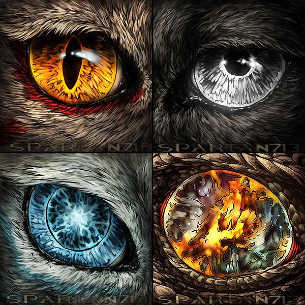 Eye Icons 1