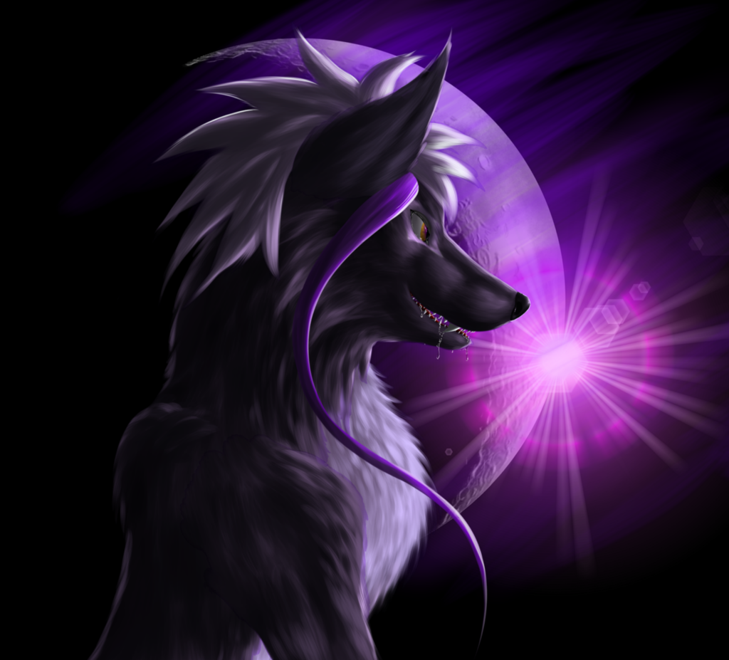 Cool Avatars: New Dark Violet Avatar