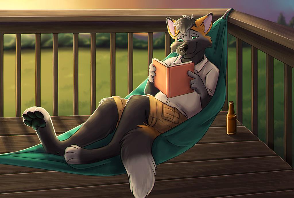 Hammock Fox