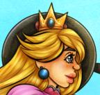 Princess Peach on the High Seas