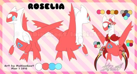 Roselia ref
