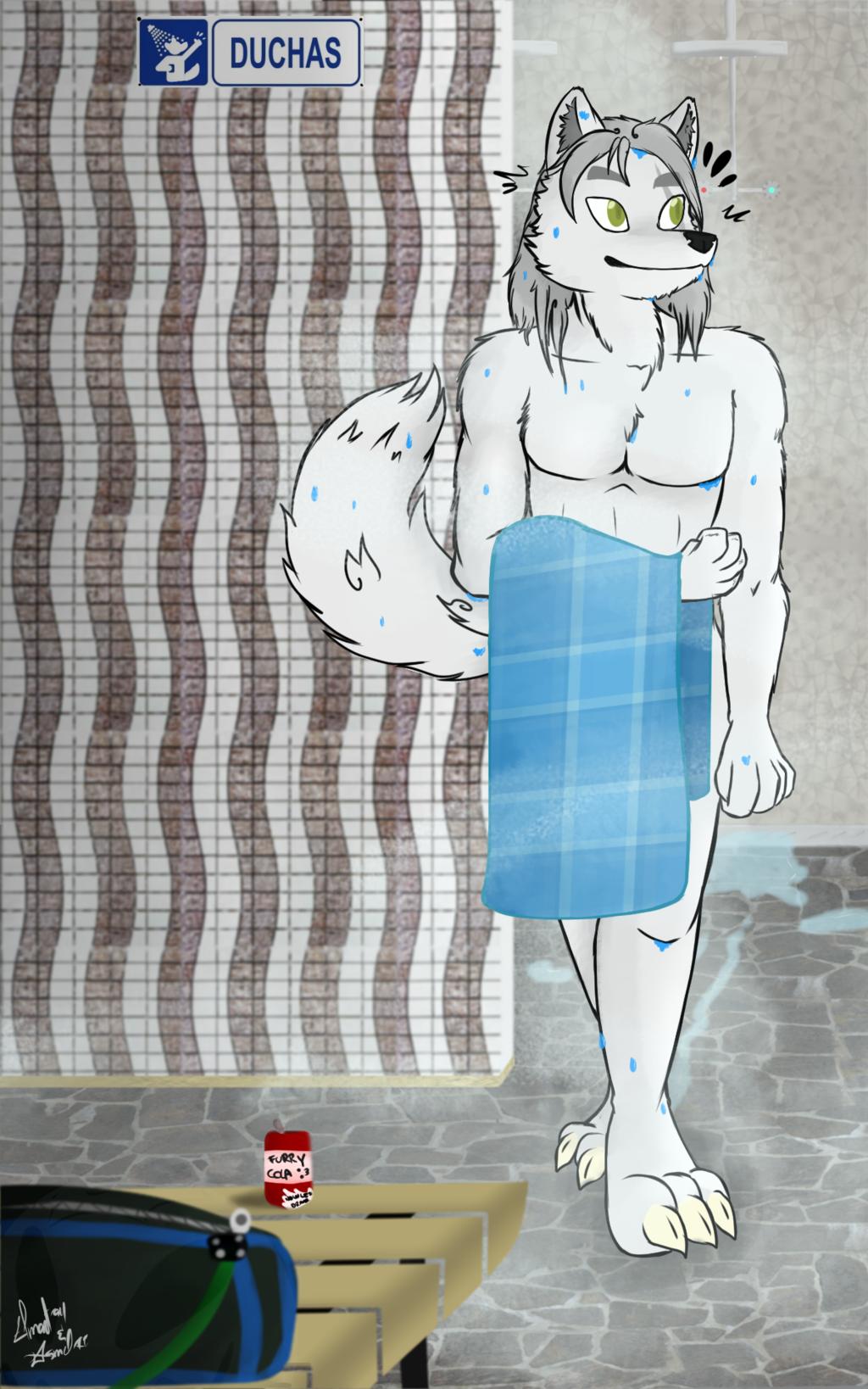 Sexy Wolf! -censored-