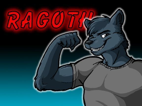 Ragoth Con Badge
