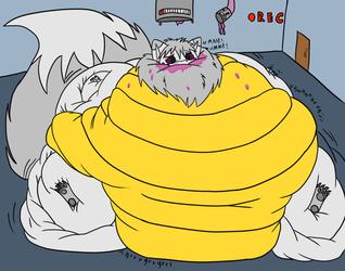 Petsat Pile [Art by Masonc1]