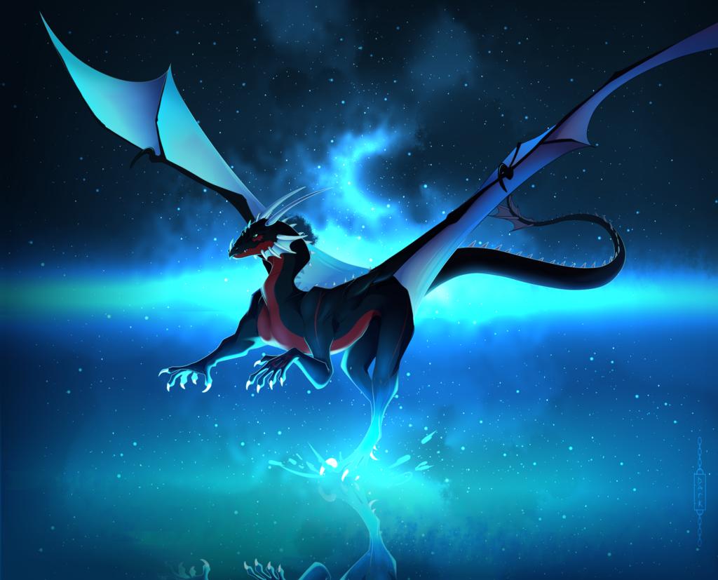 Dragon atmosphere by Dark Dragon-Adopt Empire