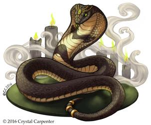 Scrying Snake
