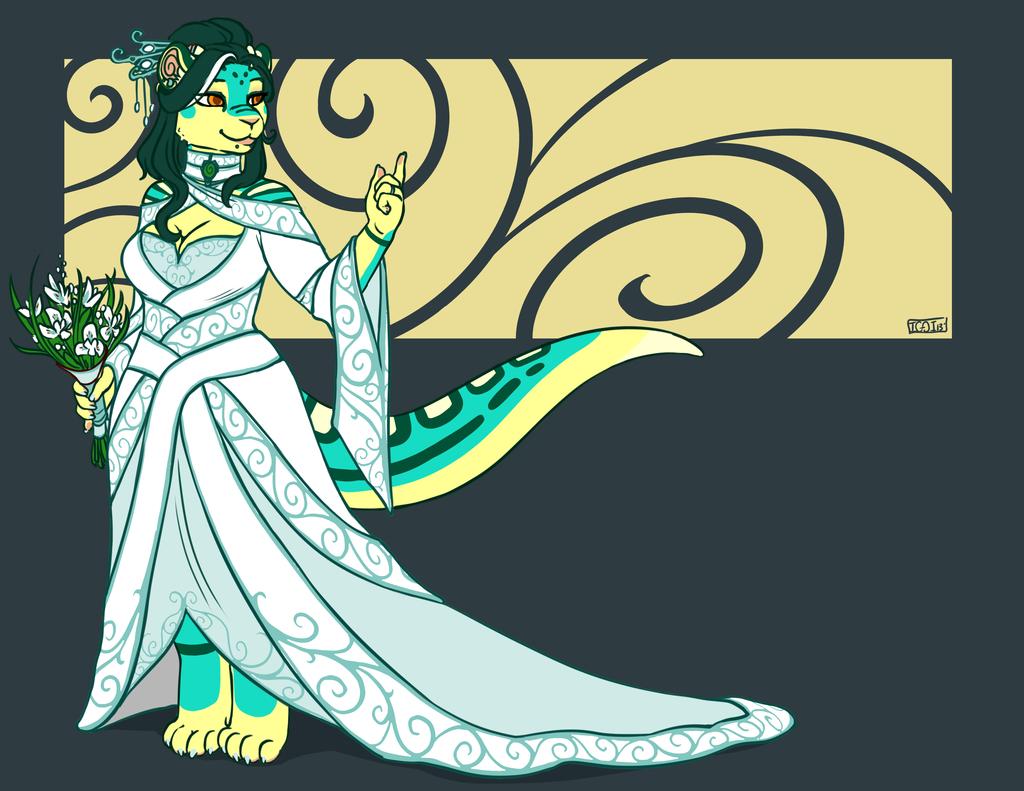 Personal: White Dress