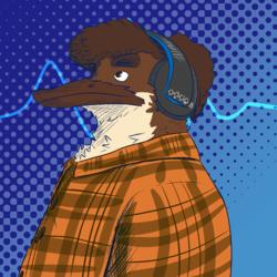 Headphone hair