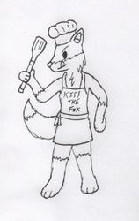 Kiss The Fox