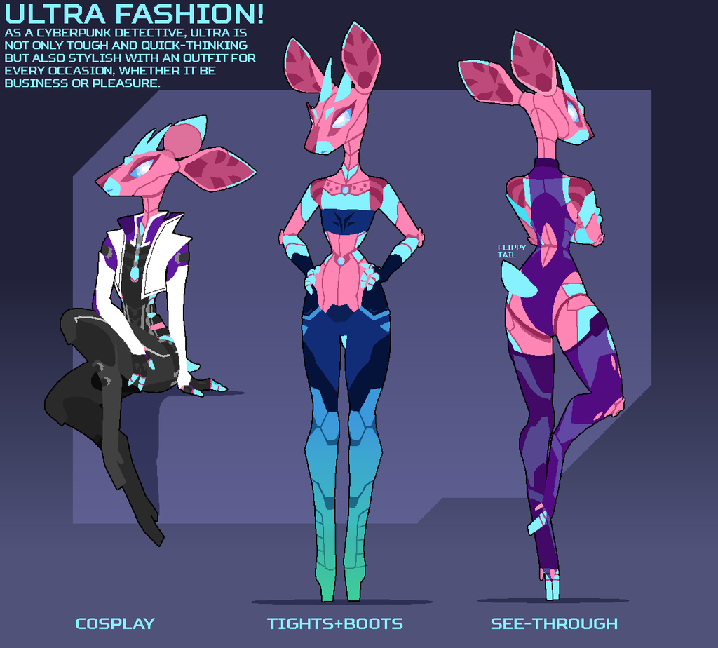 Outfit sheet #1