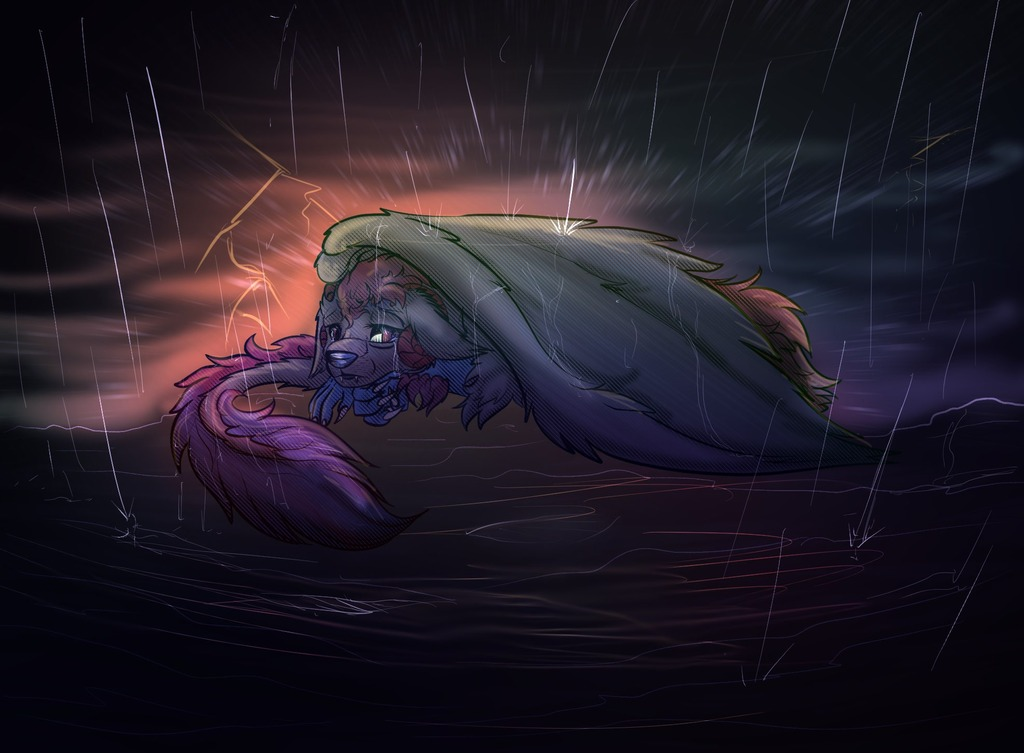 Most recent image: (Vent Art) Weathering the Storm