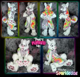 Sparkledog Auction