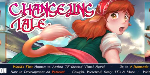Changeling Tale - TF Visual Novel