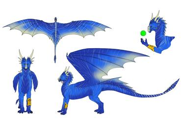 Cirus Kel Solthan, Sorcerer Dragon (Jianre-M)