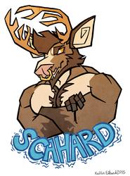Commission: Scahard Badge