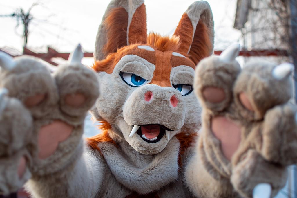 Grabby Paws