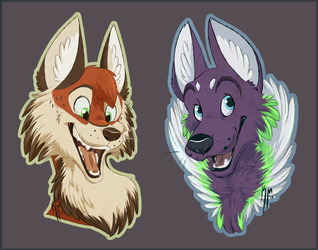 Some Mutt Busts
