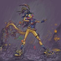 the raining champion
