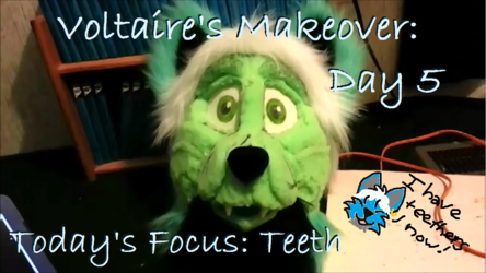 Voltaire's Makeover: Day 5