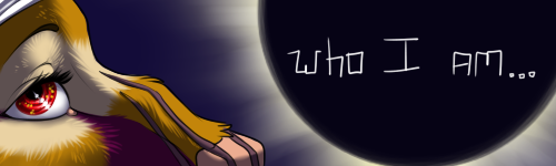 Who I Am - Patreon Banner
