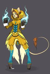 commission: Magical Casimir
