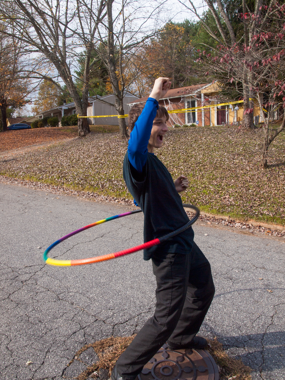 The power of the HOOP