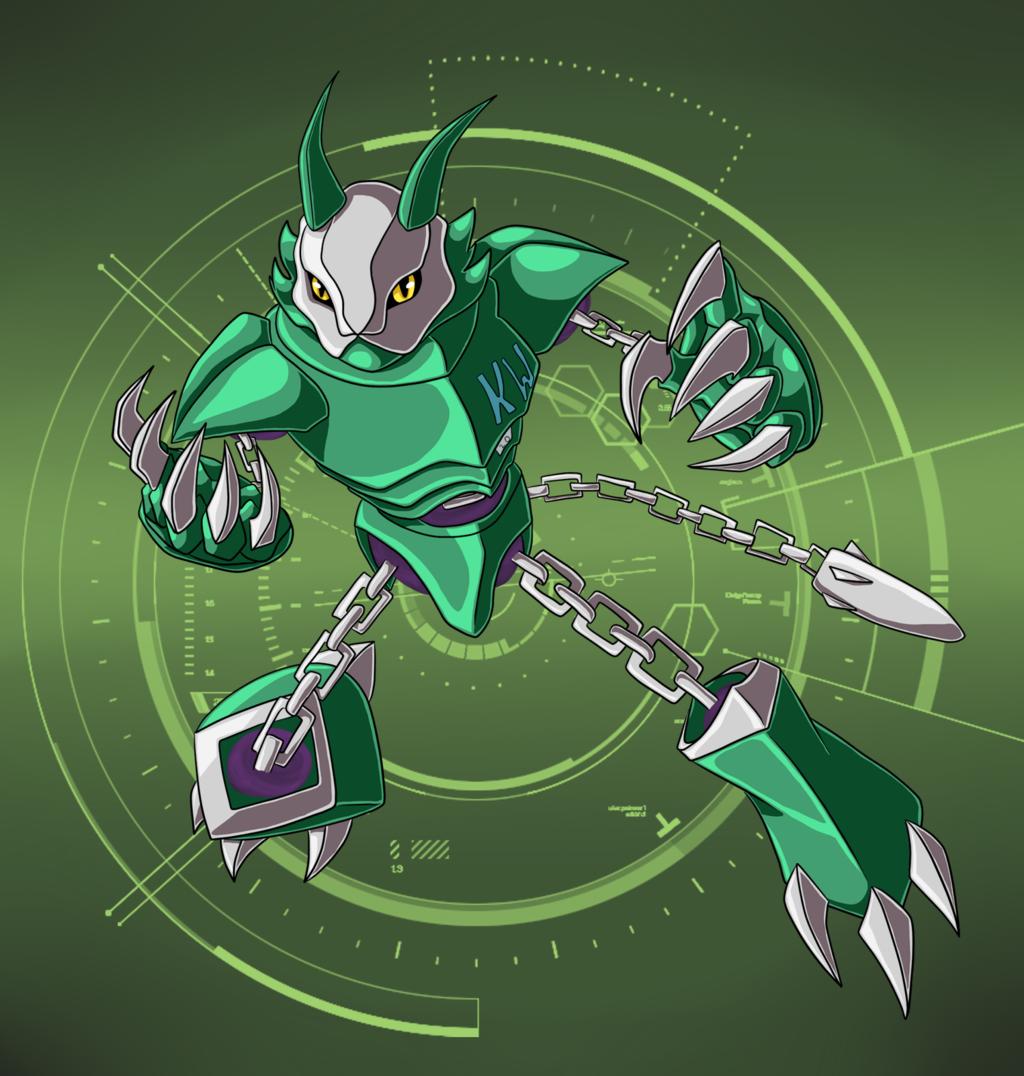 The Chain Warrior