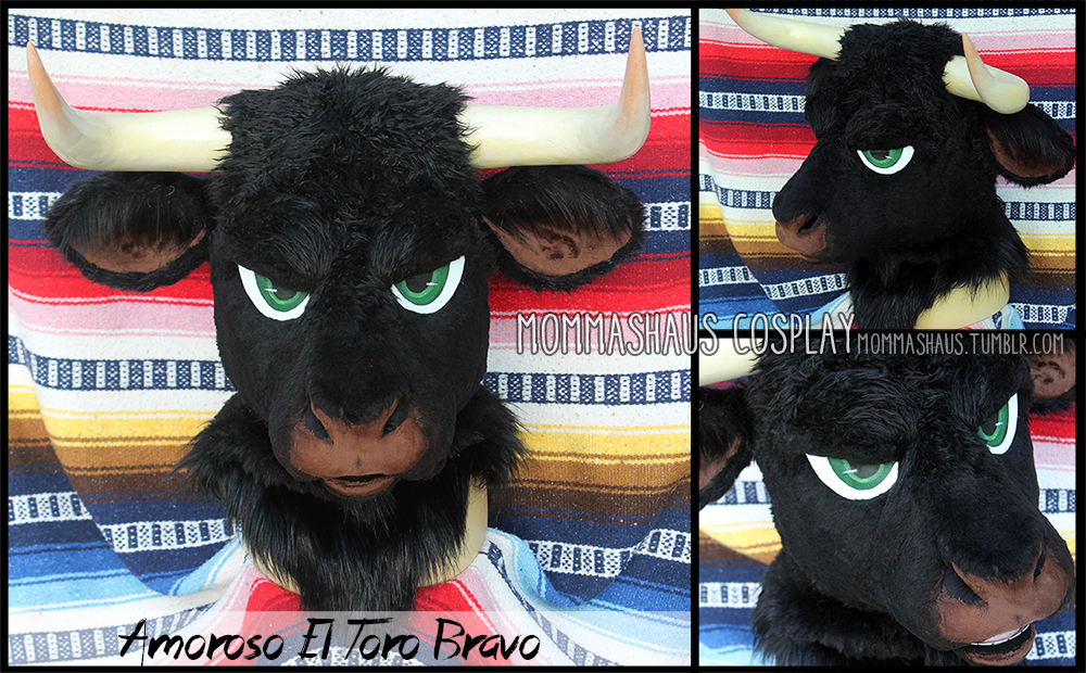 Amoroso Spanish Bull Head