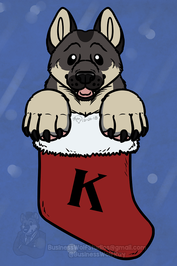 Stocking Stuffer Kuma
