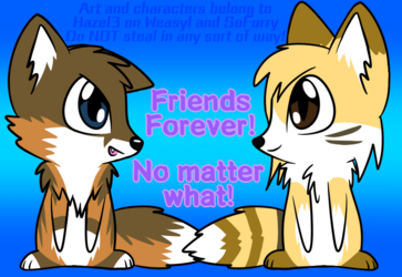 Max And Cody - Friends Forever!