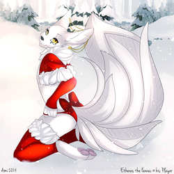 Snow Play (by Aimi)