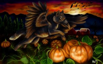 Autumn Lupagryph