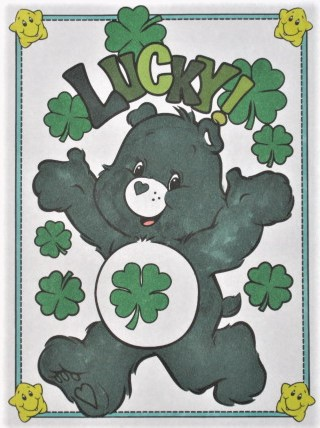 The Lucky Bear