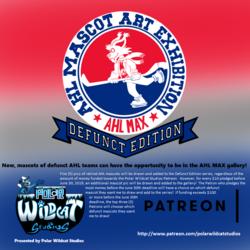 AHL MAX: Defunct Edition - Patreon Message