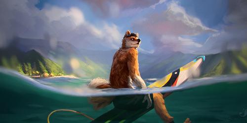 Wavehunting