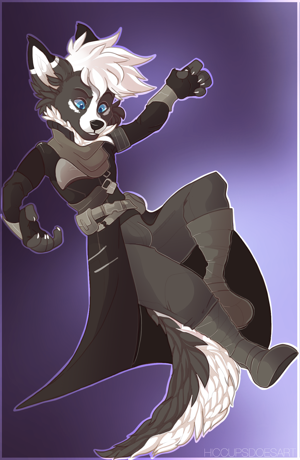 Most recent image: [Commission] _Akamii_ | Version 2