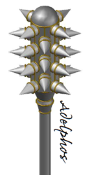 Honor Vanguard Mace