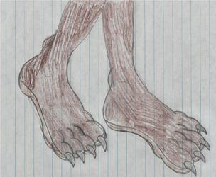 Heather Hedgehog Footshot
